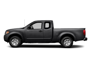 Magnetic Black 2018 Nissan Frontier Pictures Frontier King Cab S 2WD photos side view