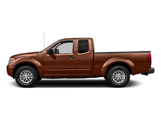 Forged Copper 2018 Nissan Frontier Pictures Frontier King Cab 4x2 SV V6 Auto photos side view