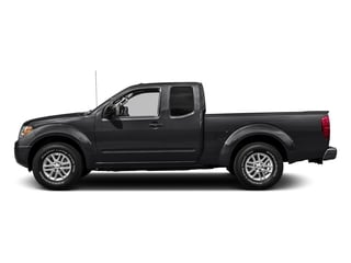 Magnetic Black 2018 Nissan Frontier Pictures Frontier King Cab 4x2 SV V6 Auto photos side view