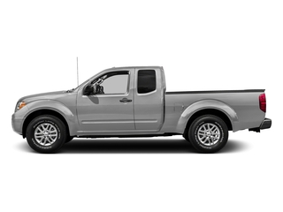 Brilliant Silver 2018 Nissan Frontier Pictures Frontier King Cab 4x2 SV V6 Auto photos side view