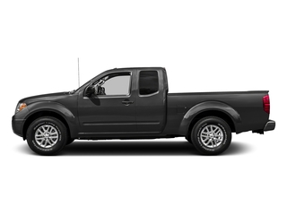 Gun Metallic 2018 Nissan Frontier Pictures Frontier King Cab 4x2 SV V6 Auto photos side view