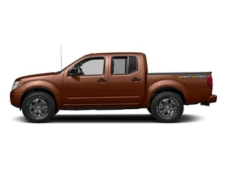 Forged Copper 2018 Nissan Frontier Pictures Frontier Crew Cab Desert Runner 2WD photos side view