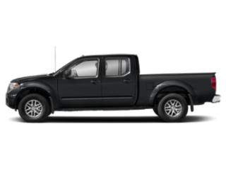 Magnetic Black 2018 Nissan Frontier Pictures Frontier Crew Cab SV 4WD photos side view