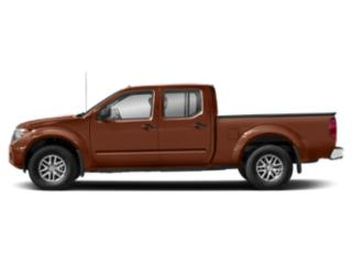 Forged Copper 2018 Nissan Frontier Pictures Frontier Crew Cab SV 4WD photos side view