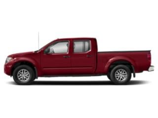 Cayenne Red 2018 Nissan Frontier Pictures Frontier Crew Cab SV 4WD photos side view