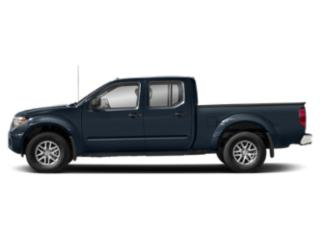 Arctic Blue Metallic 2018 Nissan Frontier Pictures Frontier Crew Cab SV 4WD photos side view