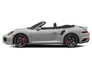 Chalk 2018 Porsche 911 Pictures 911 Turbo S Cabriolet photos side view