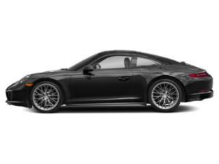 Custom Color 2018 Porsche 911 Pictures 911 Coupe 2D 4 AWD H6 Turbo photos side view