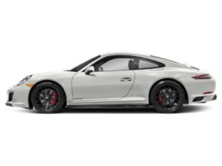 White 2018 Porsche 911 Pictures 911 Coupe 2D GTS H6 photos side view