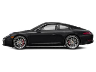 Black 2018 Porsche 911 Pictures 911 Coupe 2D S H6 Turbo photos side view