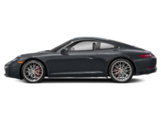 Graphite Blue Metallic 2018 Porsche 911 Pictures 911 Coupe 2D S H6 Turbo photos side view