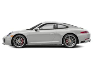 Chalk 2018 Porsche 911 Pictures 911 Coupe 2D S H6 Turbo photos side view