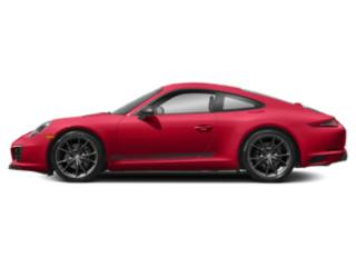 Guards Red 2018 Porsche 911 Pictures 911 Carrera T Coupe photos side view