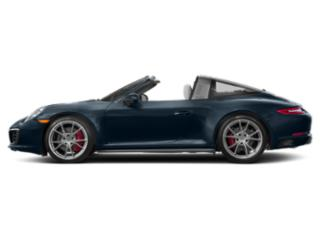 Night Blue Metallic 2018 Porsche 911 Pictures 911 Targa 4 photos side view