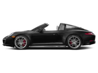 Custom Color 2018 Porsche 911 Pictures 911 Targa 4 photos side view