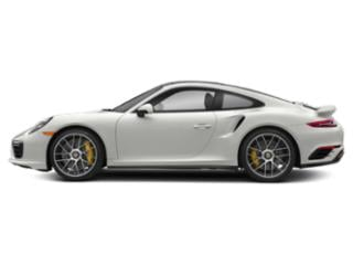 White 2018 Porsche 911 Pictures 911 Coupe 2D Turbo S AWD H6 photos side view