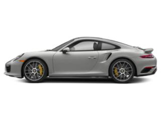 Chalk 2018 Porsche 911 Pictures 911 Coupe 2D Turbo S AWD H6 photos side view