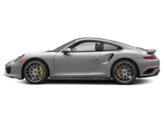 GT Silver Metallic 2018 Porsche 911 Pictures 911 Coupe 2D Turbo S AWD H6 photos side view