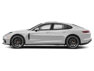 Carrara White Metallic 2018 Porsche Panamera Pictures Panamera RWD photos side view