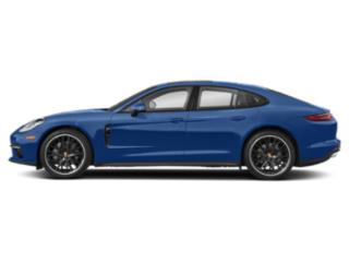 Sapphire Blue Metallic 2018 Porsche Panamera Pictures Panamera RWD photos side view