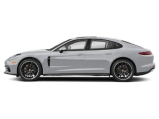 Rhodium Silver Metallic 2018 Porsche Panamera Pictures Panamera RWD photos side view