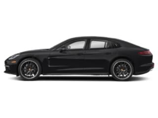 Black 2018 Porsche Panamera Pictures Panamera 4 AWD photos side view