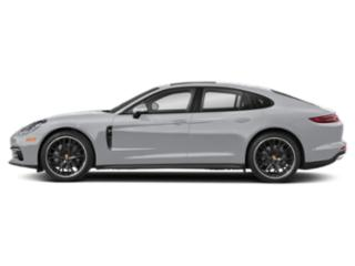 Rhodium Silver Metallic 2018 Porsche Panamera Pictures Panamera Hatchback 4D 4S AWD photos side view
