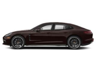 Mahogany Metallic 2018 Porsche Panamera Pictures Panamera Hatchback 4D 4S AWD photos side view
