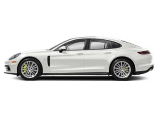 White 2018 Porsche Panamera Pictures Panamera 4 E-Hybrid AWD photos side view
