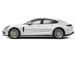 Carrara White Metallic 2018 Porsche Panamera Pictures Panamera 4 E-Hybrid AWD photos side view