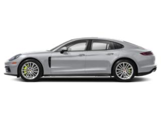 Rhodium Silver Metallic 2018 Porsche Panamera Pictures Panamera 4 E-Hybrid AWD photos side view