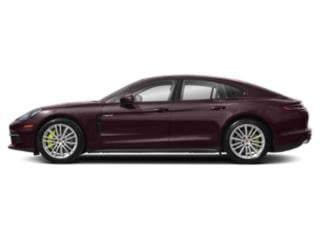 Burgundy Red Metallic 2018 Porsche Panamera Pictures Panamera 4 E-Hybrid AWD photos side view