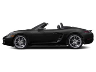 Custom Color 2018 Porsche 718 Boxster Pictures 718 Boxster Roadster photos side view