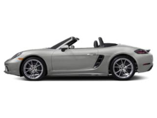 Chalk 2018 Porsche 718 Boxster Pictures 718 Boxster Roadster photos side view