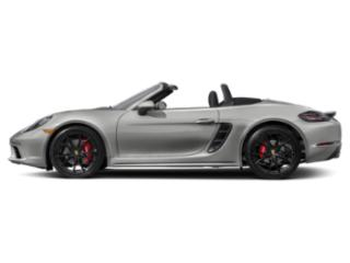 Chalk 2018 Porsche 718 Boxster Pictures 718 Boxster S Roadster photos side view