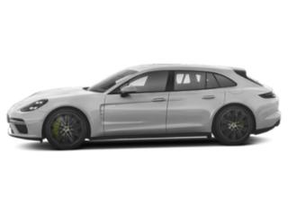 GT Silver Metallic 2018 Porsche Panamera Pictures Panamera Turbo S E-Hybrid Sport Turismo AWD photos side view