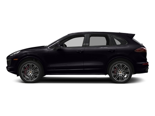 Purpurite Metallic 2018 Porsche Cayenne Pictures Cayenne Utility 4D GTS AWD V6 Turbo photos side view