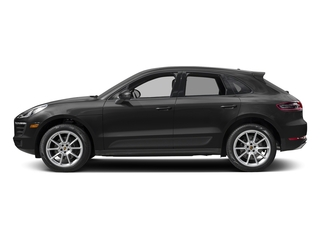 Custom Color 2018 Porsche Macan Pictures Macan AWD photos side view