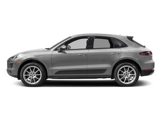 Rhodium Silver Metallic 2018 Porsche Macan Pictures Macan Utility 4D AWD I4 Turbo photos side view