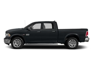 Maximum Steel Metallic Clearcoat 2018 Ram Truck 1500 Pictures 1500 Longhorn 4x2 Crew Cab 6'4 Box *Ltd Avail* photos side view