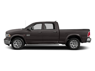 Granite Crystal Metallic Clearcoat 2018 Ram Truck 1500 Pictures 1500 Longhorn 4x2 Crew Cab 6'4 Box *Ltd Avail* photos side view