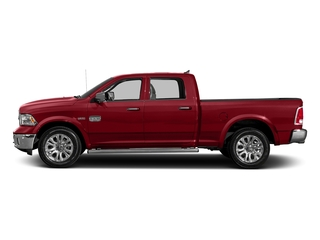 Flame Red Clearcoat 2018 Ram Truck 1500 Pictures 1500 Longhorn 4x2 Crew Cab 6'4 Box *Ltd Avail* photos side view