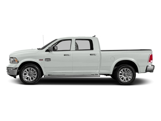 Bright White Clearcoat 2018 Ram Truck 1500 Pictures 1500 Longhorn 4x2 Crew Cab 6'4 Box *Ltd Avail* photos side view