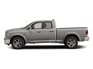 Bright Silver Metallic Clearcoat 2018 Ram Truck 1500 Pictures 1500 Laramie 4x2 Quad Cab 6'4 Box photos side view