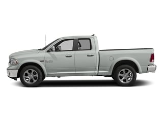 Bright White Clearcoat 2018 Ram Truck 1500 Pictures 1500 Laramie 4x2 Quad Cab 6'4 Box photos side view