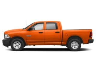 Omaha Orange 2018 Ram Truck 1500 Pictures 1500 Crew Cab Tradesman 2WD photos side view