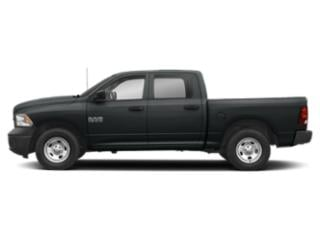 Maximum Steel Metallic Clearcoat 2018 Ram Truck 1500 Pictures 1500 Crew Cab Tradesman 2WD photos side view