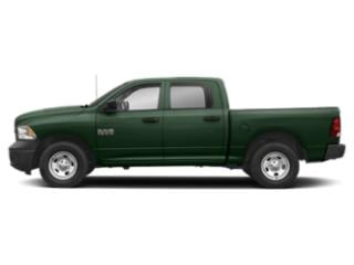Timberline Green Pearlcoat 2018 Ram Truck 1500 Pictures 1500 Crew Cab Tradesman 2WD photos side view