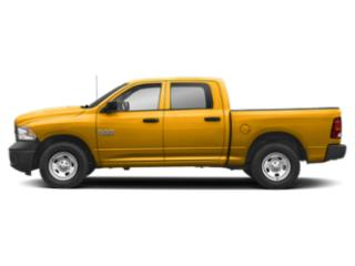 Detonator Yellow Clearcoat 2018 Ram Truck 1500 Pictures 1500 Crew Cab Tradesman 2WD photos side view