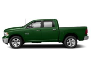 Tree Green 2018 Ram Truck 1500 Pictures 1500 Crew Cab Bighorn/Lone Star 4WD photos side view